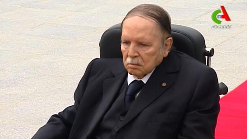 Abdelaziz Bouteflika, candidat, 5e mandat, élection