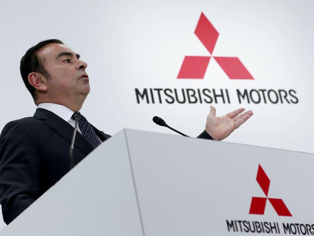 Après Nissan, Carlos Ghosn démis de ses fonctions chez Mitsubishi
