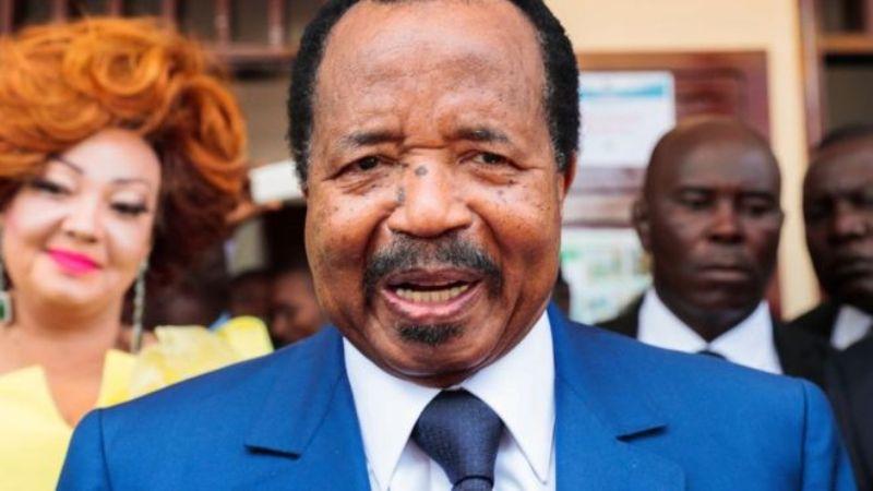 Paul Biya, Président, élu, élection, Cameroun