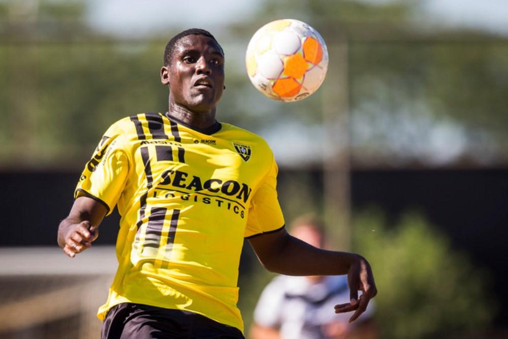 Championnat de première division des Pays Bas le doublé du Togolais Peniel Mlapa qui fait renaître l'espoir
