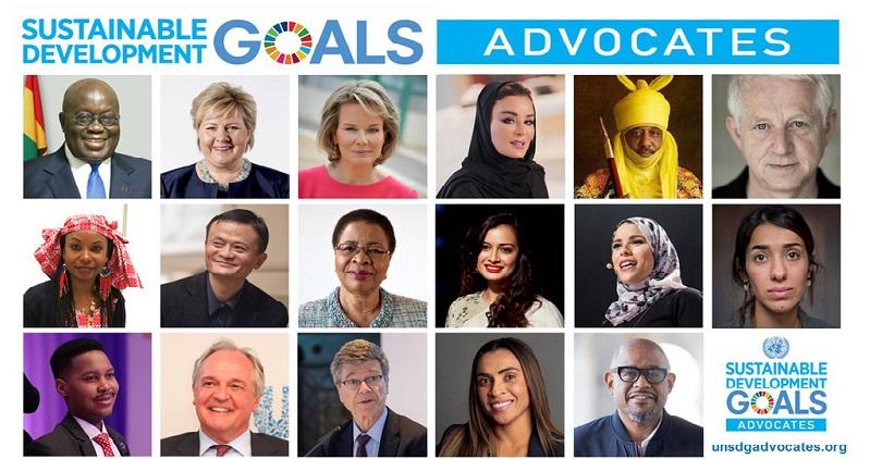 Champions, développement durable, ODD, António Guterres,