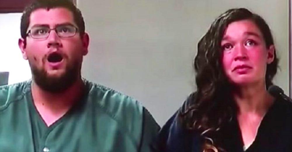Crime Par conviction religieuse, un couple laisse mourir leur bébé de 10 mois