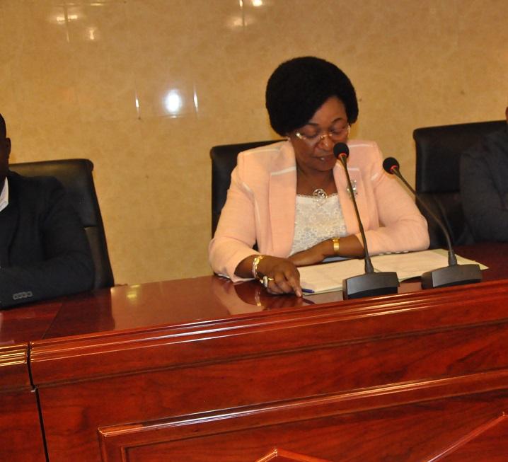 Naka Gnassingbé de-Souza, Directrice Générale de l'ANPGF, ANPGF, CCIT
