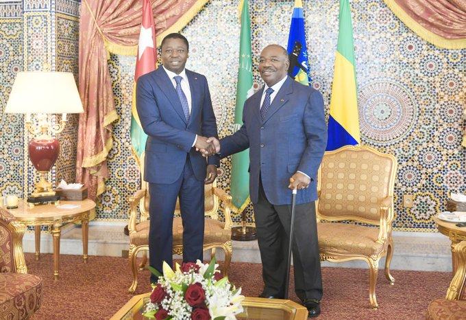 Togo/Gabon : on en sait un peu plus sur la visite éclair chez Ali Bongo