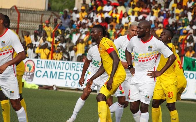 Éliminatoires CAN 2019 le Bénin complique la tâche pour le Togo