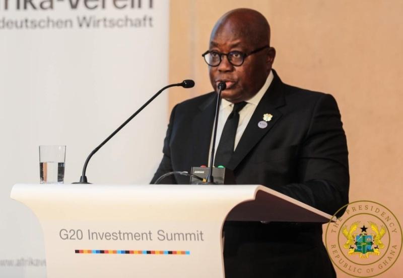 Volkswagen, Siemens, Ghana, Nana Addo Dankwa Akufo-Addo, G20-Compact with Africa