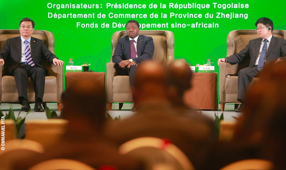 Business Forum Togo-Chine,  vendredi 7 septembre, Hangzhou, Président togolais, Faure Gnassingbé, entreprises chinoises,