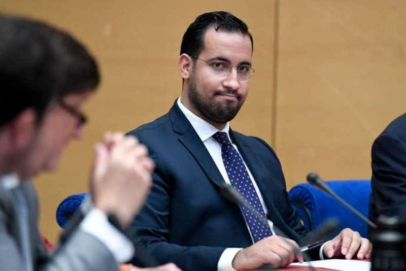 L'ex-collaborateur de Macron, Alexandre Benalla placé en garde à vue