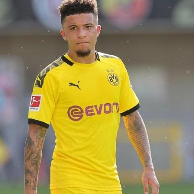 Football/Mercato : Jadon Sancho vis ses dernières semaines dans la Ruhr