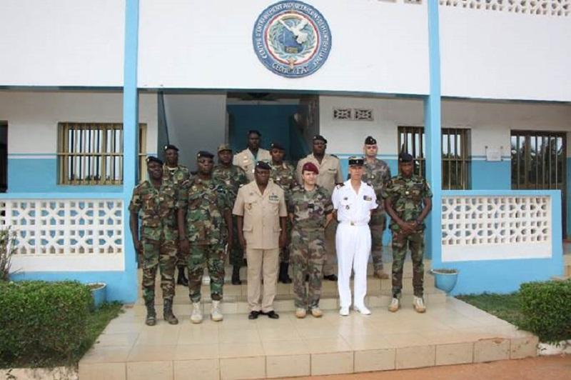 Minusma Derniers préparatifs pour le contingent togolais partant au Mali