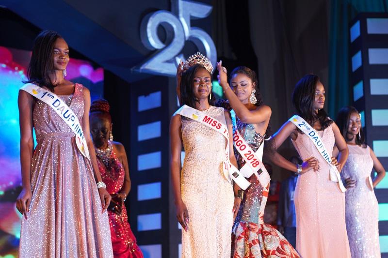 Qui est Aida Yombo, l'étudiante de la FASEG UL, élue Miss Togo 2019