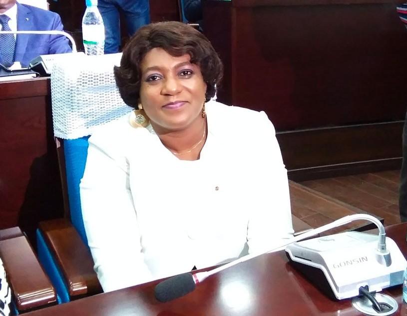 Togo, Assemblée Nationale, élection, présidente, Parlement, Yawa Tsegan