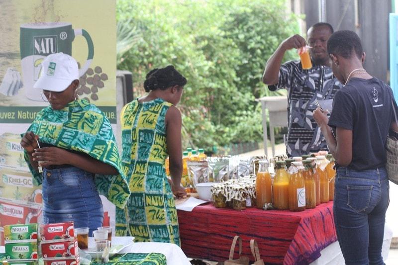 Togo-Espace Viva le marché des paysans officiellement ouvert ce samedi (9)-min