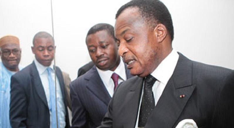 Togo Un émissaire de Dénis Sassou-Nguesso chez le président Faure Gnassingbé ce mercredi