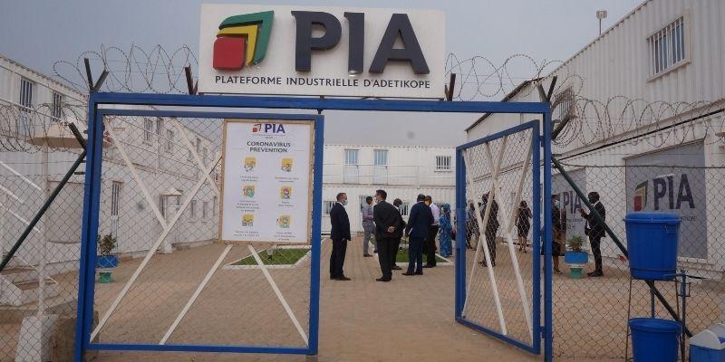 Togo : accord de partenariat entre Togocom et la plateforme industrielle d'Adétikopé pour un développement structurel et économique à long terme