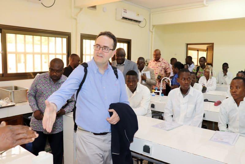 Togo/projet PULSE : une délégation d'universitaires reçue à l'UL