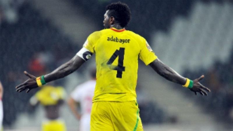 Togo qui pour remplacer Emmanuel Adébayor en sélection