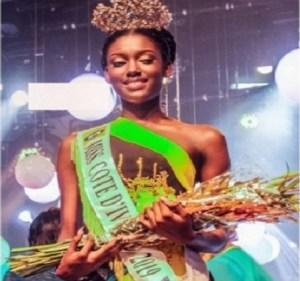 Une fille d'origine sénégalaise élue Miss Côte d'Ivoire 2019