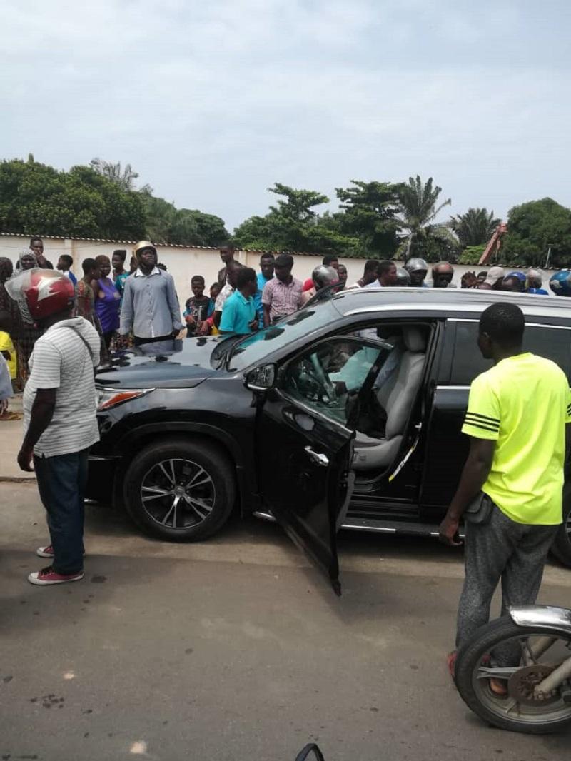 une-Togo braquage à Lomé ce vendredi 5 juillet 2019-des millions emportés
