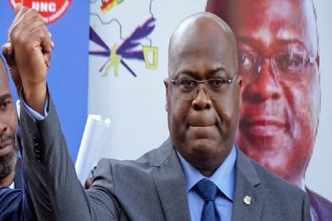 RDC, Tshisekedi, cérémonie d'investiture