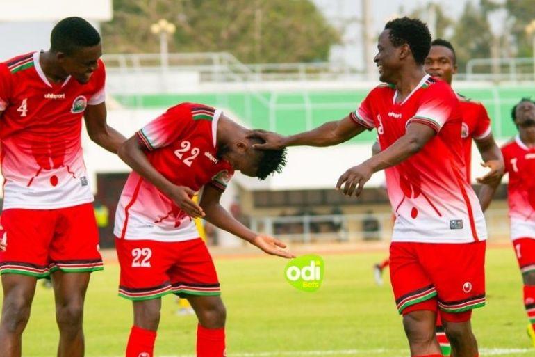 Elim CAN 2021 Le Kenya achève le Togo à Lomé