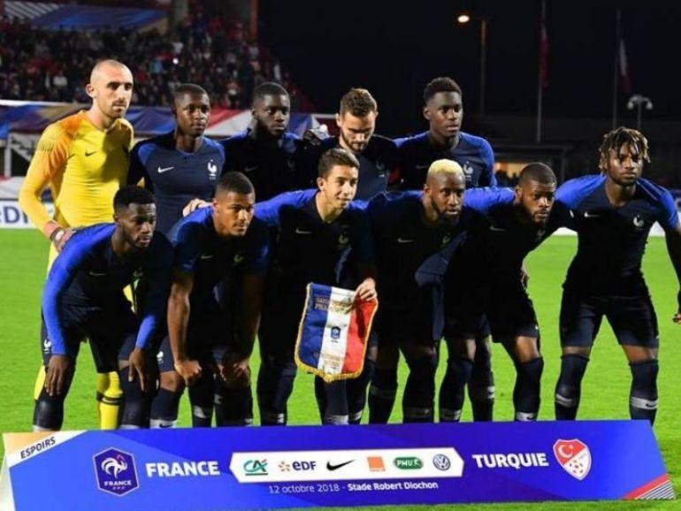 Euro U21 la liste des Espoirs français dévoilée