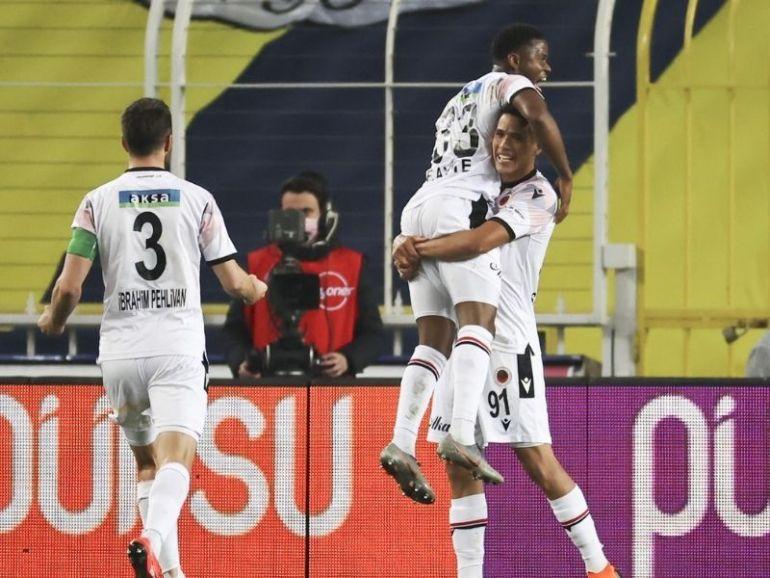 Floyd Ayité le Togolais offre une précieuse victoire à Gençlerbirligi