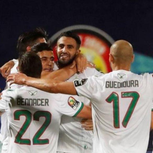 Foot Afrique L'Algérie égale le record d'invincibilité de l'Egypte