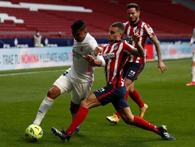 Liga l'Atlético Madrid plus que jamais sous pression