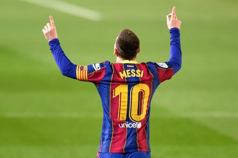 FC Barcelone : nouvelle récompense pour Lionel Messi
