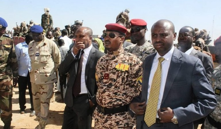 Tchad Après la mort d'Idriss Déby Itno ; un nouvel homme fort prend le pouvoir