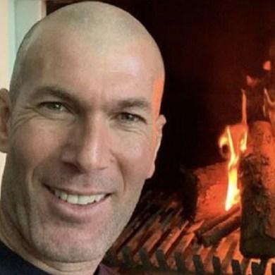Stars : Zidane présente son nouveau petit ami à la toile