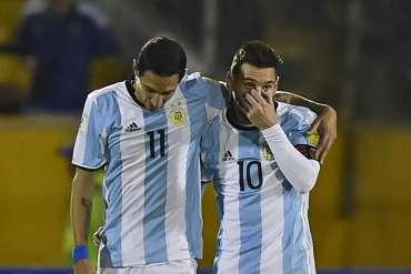 ''Avec Messi, nous n'avons nulle part où aller''; Di Maria révèle les difficultés que rencontre Messi à Paris