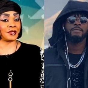 DJ Arafat : ''Ta maman est combattue par des démons...'', Tina Glamour appelle son fils à l'aide