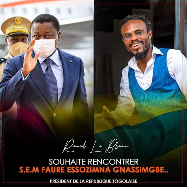 Togo : Raoul Le Blanc se fait lyncher pour avoir demandé à rencontrer Faure Gnassingbé