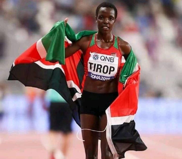 Kenya : assassinat d'Agnes Tirop, la double médaillée de bronze aux jeux olympiques de Tokyo