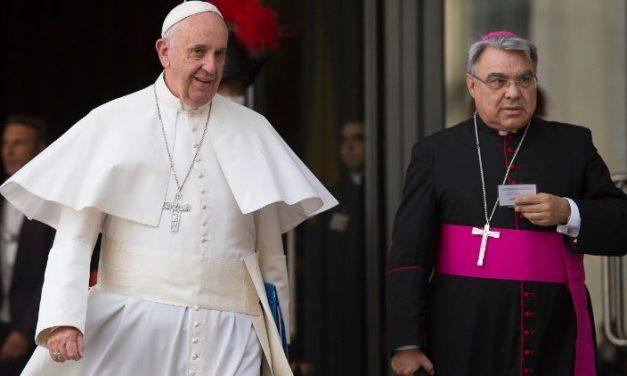 Conversazione con S.E.R. Monsignor Marcello Semeraro