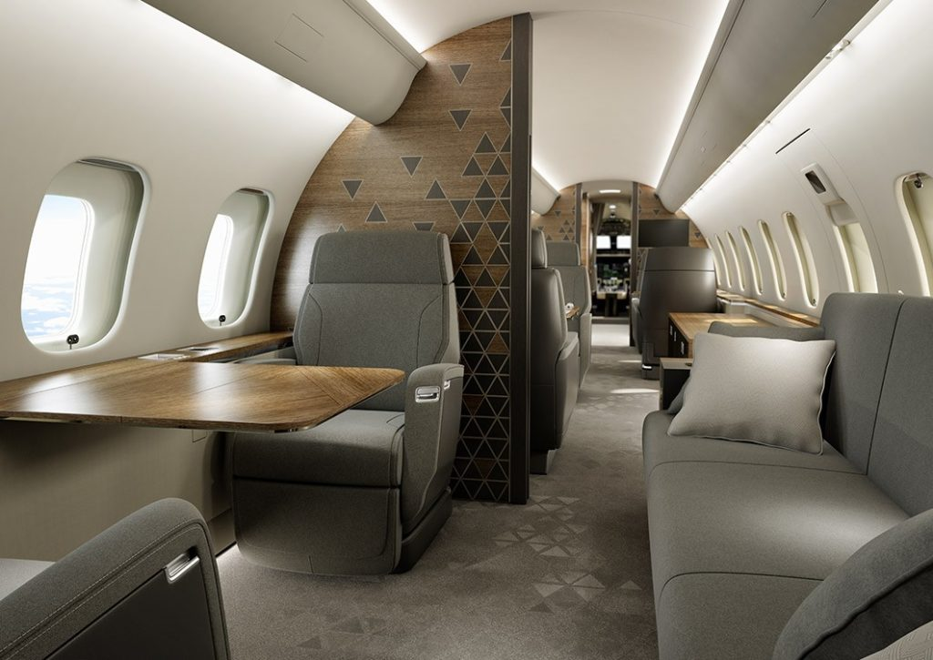 Bombardier Introduces New Global 5500 6500 And 7500