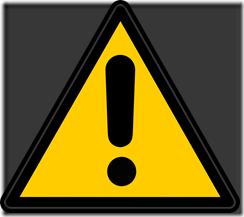 Alerte - Signaux clignotants