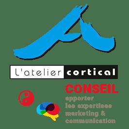 atelier cortical conseil communication logo