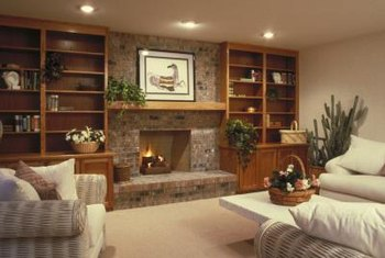 recessed lighting to make a room feel