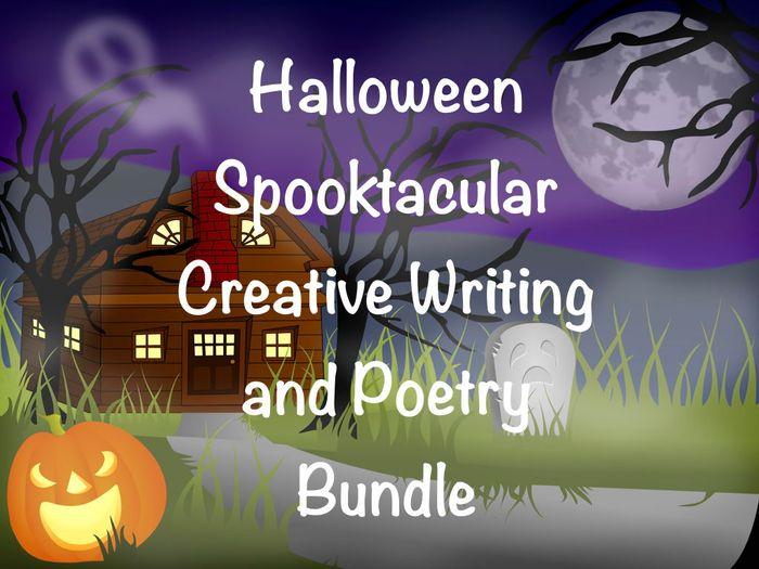 writing halloween poems ks2