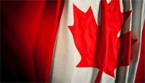 Canadian flag (Getty Images)