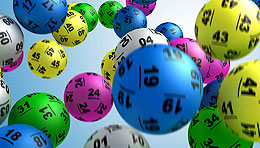 Lottery balls (iStock)