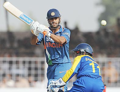 2nd ODI: India vs Sri Lanka
