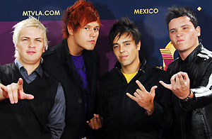 Premios MTVLa 08