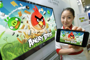 LG's Plasma TV With 'Pentouch'