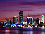 Miami skyline (Richard Cummins/Lonely Planet Images/Y! Travel)