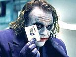 Ledger as The Joker