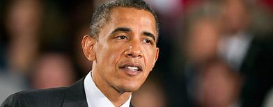 President Barack Obama (AP/Eric Jamison)